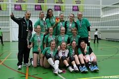 Meisjes A Nederlands kampioen