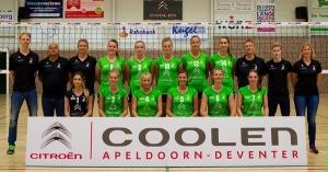 Alterno teamfoto D1 2016-2017