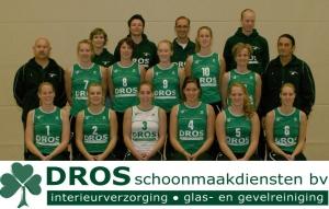 Dames 1 2007-2008