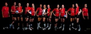 Dames 1 2011-2012