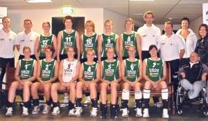 Dames 1seizoen 2006-2007