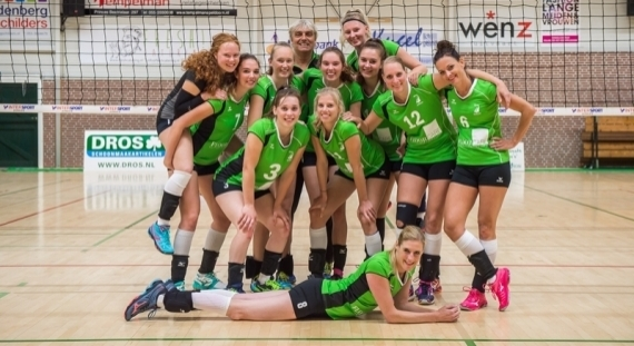 b0b1f22350b Dames 2 - Volleybalvereniging Alterno Apeldoorn
