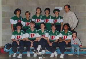 Dames1seizoen1985-1986