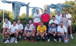 Heren 1 seizoen 2004-2005