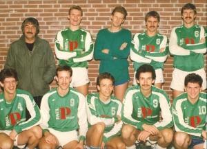 Heren 1 seizoen 1988-1989