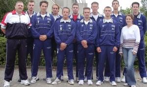 Heren 1 seizoen 2003-2004