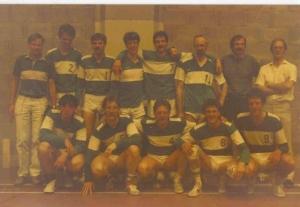 Heren 1 seizoen 1984-1985