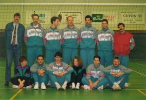 Heren 1 seizoen 1992-1993