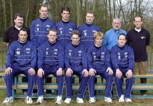 Heren 1 seizoen 2001-2002
