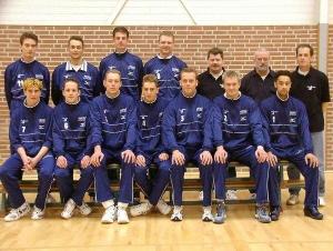 Heren 1 seizoen 2002-2003