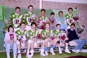 Heren 1 seizoen 1989-1990