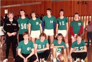 JA1 Nederlands kampioen gesloten club 1981