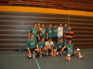 Jongens A Nederlands kampioen 2006