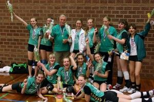 Meisjes C Ned kampioen 2012