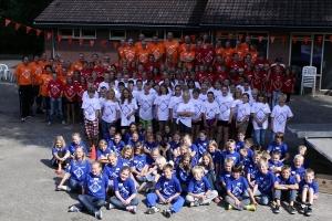 Minikamp 2012 groep