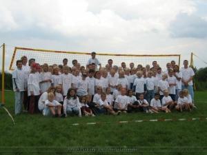 Minikamp 2004 groep
