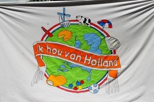 Minikamp vlag 2012