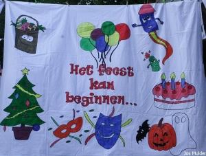 Minikamp vlag 2013