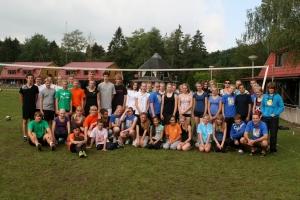 Deelnemers Jeugdkamp 2011