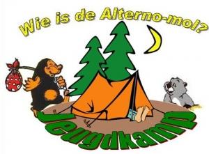 Banner Jeugdkamp 2011