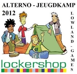 Banner Jeugdkamp 2012
