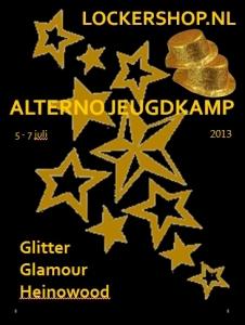 Banner Jeugdkamp 2013