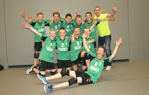Jongens C1 Nederlands kampioen 2015-2016 NGJK
