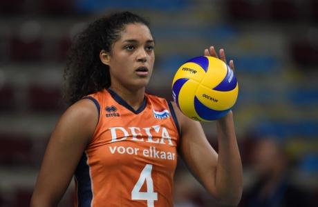 Celeste+Plak+Netherlands+v+Kazakhstan+koDStbcRcBEl