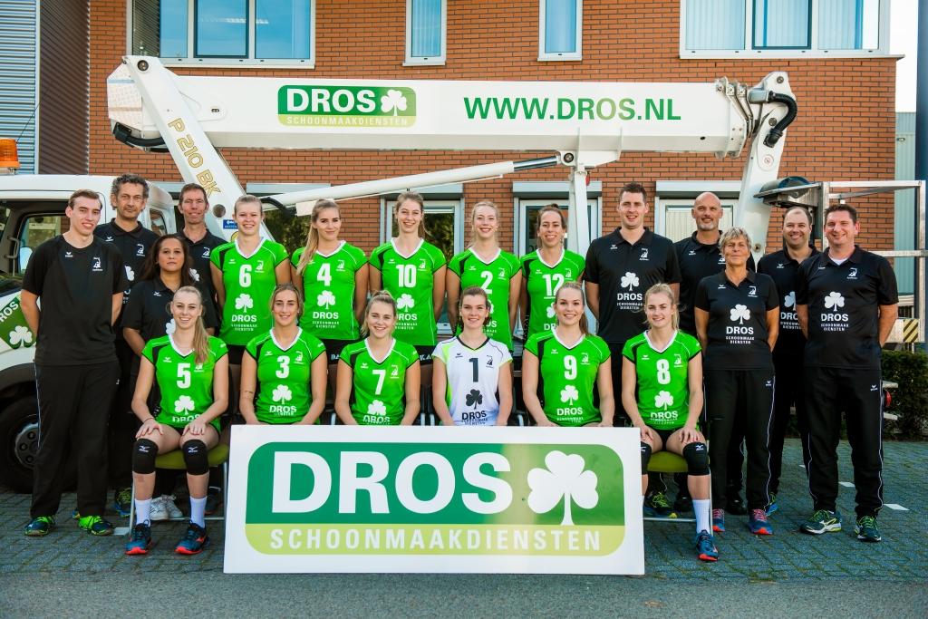 Een nieuwe week voor Dames 1 - Volleybalvereniging Alterno Apeldoorn