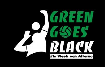 Green goes Black