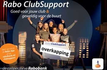 Rabo Clubsupport: Stem op ons!