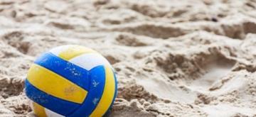 Vakantie Beach mixmixmix-toernooi